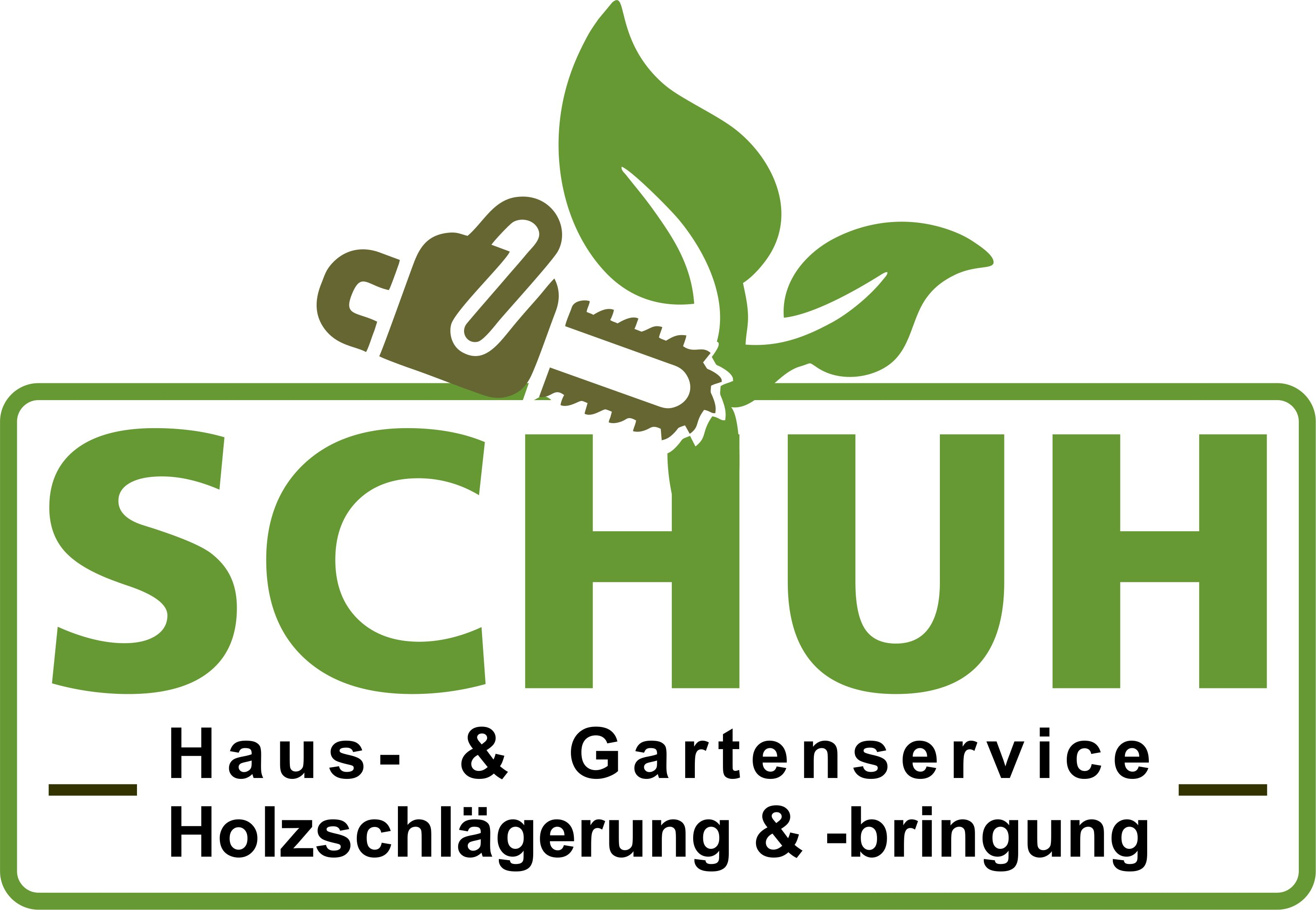 Schuh Thomas Haus- & Gartenservice